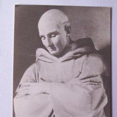 Postales: ROME, EGLISE DE SAINTE MARIE DES ANGES, SAINT BRUNO PAR G. HOUDON (DETAIL). Lote 26943243