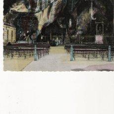 Postales: LOURDES - LA GROTTE MIRACULEUSE. Lote 21004449