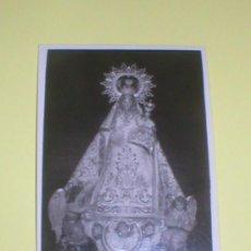 Postales: TORQUEMADA PALENCIA VIRGEN DE VALDESALCE. Lote 21484751
