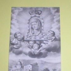 Postales: ALTURA SEGORBE CASTELLON NUESTRA SEÑORA DE LA CUEVA SANTA. Lote 21484841