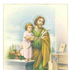 Postales: POSTAL RELIGIOSA .. SAN JOSE. Lote 22247607