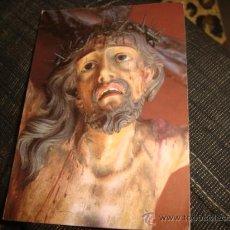 Postales: ESTAMPA CRISTO, SANTISIMO CRISTO DE LA EXPIRACION SAN FERNANDO. Lote 22566212
