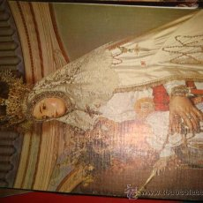 Postales: POSTAL VIRGEN DEL ROSARIO CORONADA, PATRONA DE CADIZ . Lote 22566566
