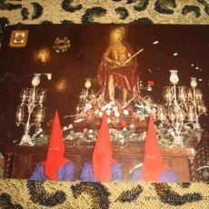 Postales: POSTAL SEMANA SANTA, CRISTO ECCE HOMO, VALLADOLID. Lote 22574041
