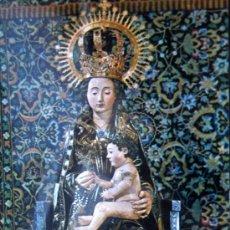 Postales: BURGOS: SANTA MARÍA LA MAYOR. PATRONA DE BURGOS. AÑOS 70. Lote 22949097