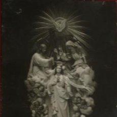 Cartoline: LAS TRES AVE - MARIAS - CAPUCHINOS ORIHUELA . Lote 22852610