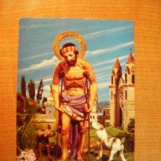 Postales: POSTAL SAN LAZARO SIN CIRCULAR . Lote 23212936