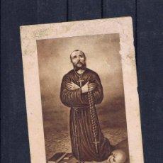 Postales: QUIEN ERA EL SIERVO DE DIOS CASIMIRO BARELLO 1928 VALENCIA. Lote 23714529