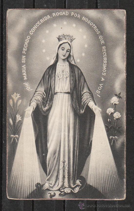 97fff4597f Oh maria sin pecado concebida