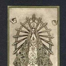 Postales: ESTAMPA RELIGIOSA: NUESTRA SEÑORA DE LUJAN (ARGENTINA). Lote 24414290