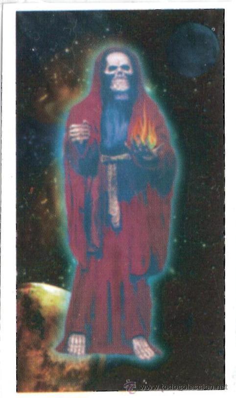 SANTA MUERTE - ORACION PARA DOMINAR A UNA PERSONA (Postales - Religiosas y Recordatorios)