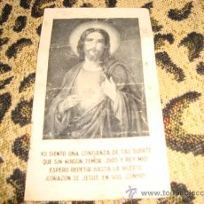 estampa religiosa jesucristo