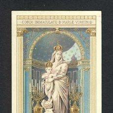 Postales: ESTAMPA RELIGIOSA: NUESTRA SEÑORA DE LAS VICTORIAS. Lote 24841576