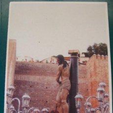 Postales: POSTAL RELIGIOSA AÑOS 90. VÉLEZ MÁLAGA. 86 JESÚS COLUMNA. SEMANA SANTA. PASIÓN DE MÁLAGA. . Lote 24893520