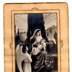 Postales: ESTAMPA RELIGIOSA. 1933. Lote 26618067