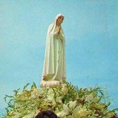 Postales: POSTAL RELIGIOSA - FATIMA PORTUGAL IMAGEN SRA.DE FATIMA. Lote 25003420