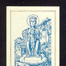 Postales: ESTAMPA RELIGIOSA: SANTUARI DE MONTGRONY: PEREGRINACIÓ DELS DE SANTS. Lote 24968195