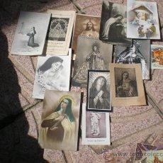 Postales: 13 POSTALES DE RECUERDO DE EXPOSICION MISIONAL ESPAÑOLA AÑO 1929. Lote 25397255