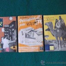 Postales: FOLLETOS P.P.C. (PROPAGANDA POPULAR CATOLICA)Nº 82-89-103-20 PAGINAS-16X11CM-AÑO 1958-. Lote 25641480