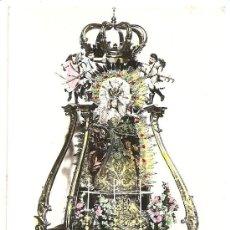 Cartoline: TARJETA DE LA VIRGEN DE FREGENAL DE LA SIERRA (BADAJOZ). Lote 34350172