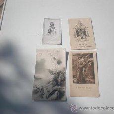 Postales: 4 POSTALES RELIGIOSAS. Lote 25633921