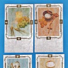 Cartes Postales: ESTAMPA PRIMERA COMUNION / RECORDATORIO - DIB. FOTO - ED.EDICROMO - COL.DE 4 - R-2383 - AÑO 1979. Lote 26576729