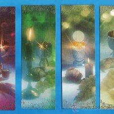Cartes Postales: ESTAMPA PRIMERA COMUNION / RECORDATORIO - DIB. FOTO - ED.ORTIZ - COL.DE 4 - R-926 - AÑO 1975. Lote 254620495
