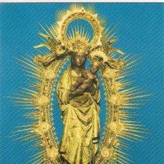 Postales: -57165 POSTAL RELIGIOSA SANTA MARIA LA REAL DE LA ALMUDENA, PATRONA DE MADRID, ATA. Lote 27611476