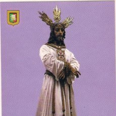 Postales: -30916 POSTAL SEMANA SANTA MALAGA, NUESTRO PADRE JESUS CAUTIVO. Lote 27741012