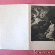 Postales: RECORDATORIOS DEFUNCIÓN. EN CATALAN. AÑOS 50. ENVIO GRATIS¡¡¡. Lote 27848604