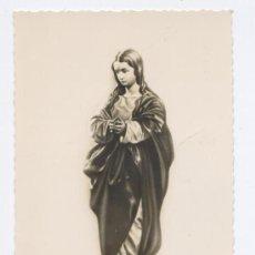 Postales: POSTAL LA VIRGEN PURISIMA DE LA CATEDRAL DE GRANADA - A. CANO. Lote 27925234