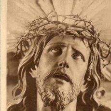 Postales: SANTO CRISTO AGONIA LIMPIAS (SANTANDER). Lote 27958445