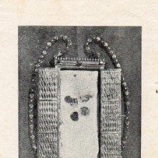 Postales: RECUERDO PARROQUIAL DAROCA MOTIVO PEREGRINACIÓN VALENCIANA 1924. Lote 27965468