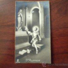 Postales: ESTAMPA RELIGIOSA 1940. Lote 28061663