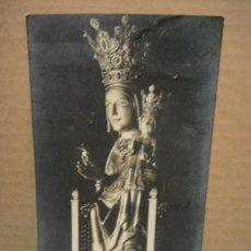Postales: NTRA SRA DE QUERALT (BERGA) FOTO L. ROISIN SIN CIRCULAR. Lote 28092135