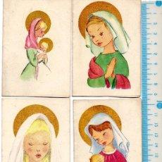 Postales: 6 POSTALES RELIGIOSAS AÑOS 50. Lote 28603191