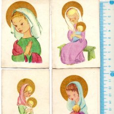 Postales: 6 POSTALES RELIGIOSAS AÑOS 50. Lote 28603207