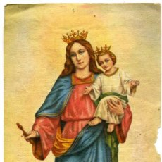 Postales: MARIA AUXILIADORA 1953. Lote 29046663