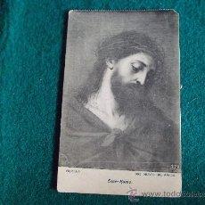 Postales: POSTAL- ANTIGUA-MURILLO-ECCE-HOMO-MUSEO DEL PRADO. Lote 29329241
