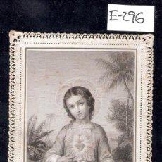 Postales: ESTAMPA ANTIGUA PUNTILLA - (E-296). Lote 29628324