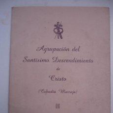 Postales: SEMANA SANTA CARTAGENA 1970. Lote 29847541