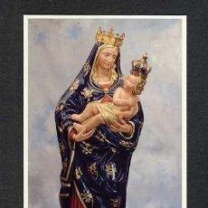 Postales: ESTAMPA RELIGIOSA: BEATA VERGINE DEI MIRACOLI, DE SORONNO (ITALIA). Lote 29909839