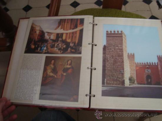 Postales: magnifico y curioso album de coleccionista de la ciudad de sevilla ysu semana santa , virgen cristo - Foto 88 - 29942249