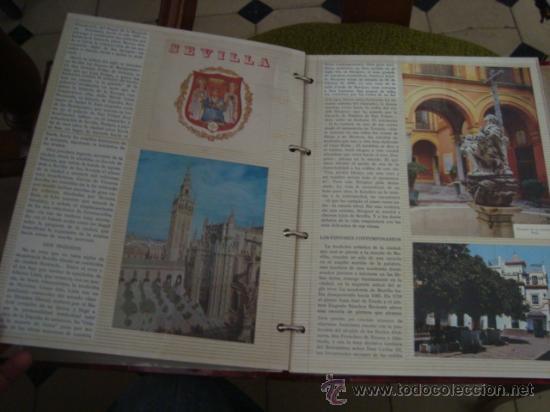 Postales: magnifico y curioso album de coleccionista de la ciudad de sevilla ysu semana santa , virgen cristo - Foto 87 - 29942249