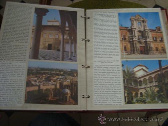 Postales: magnifico y curioso album de coleccionista de la ciudad de sevilla ysu semana santa , virgen cristo - Foto 86 - 29942249