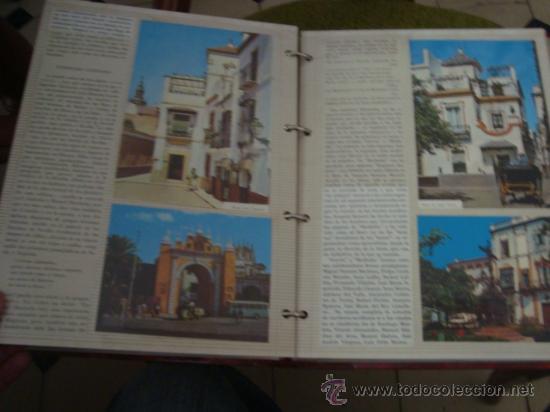 Postales: magnifico y curioso album de coleccionista de la ciudad de sevilla ysu semana santa , virgen cristo - Foto 85 - 29942249