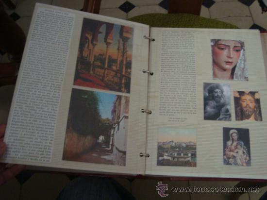 Postales: magnifico y curioso album de coleccionista de la ciudad de sevilla ysu semana santa , virgen cristo - Foto 84 - 29942249