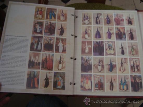 Postales: magnifico y curioso album de coleccionista de la ciudad de sevilla ysu semana santa , virgen cristo - Foto 77 - 29942249