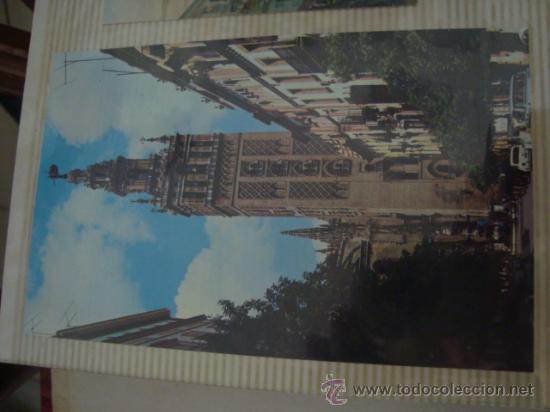 Postales: magnifico y curioso album de coleccionista de la ciudad de sevilla ysu semana santa , virgen cristo - Foto 69 - 29942249