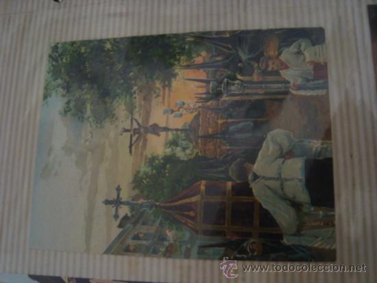 Postales: magnifico y curioso album de coleccionista de la ciudad de sevilla ysu semana santa , virgen cristo - Foto 68 - 29942249